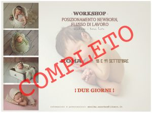 workshop newborn recien nacido vintage toni lara roma